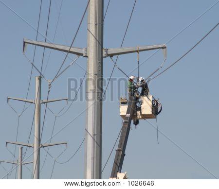 Power Line Repairs 5