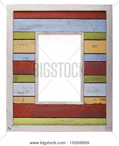 Colourfull Photo Frame