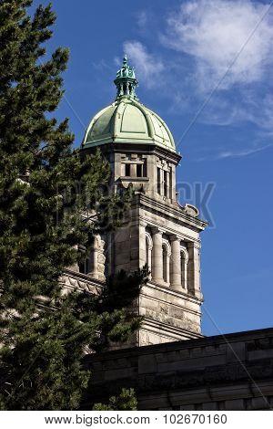 Government Building, Victoria, Bc
