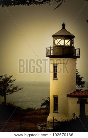 Admiralty Head Lighthouse; Whidbey Island, Wa