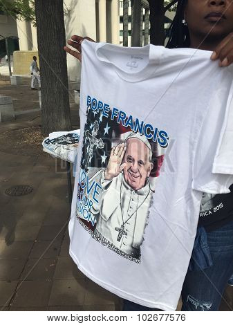 Pope Francis T-Shirts