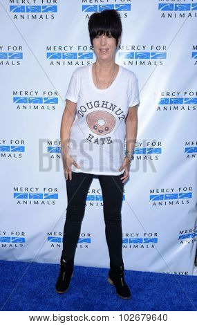 LOS ANGELES - AUG 29:  Diane Warren Mercy for Animals presents 'Hidden Heroes' Gala  on August 29, 2015 in Hollywood, CA