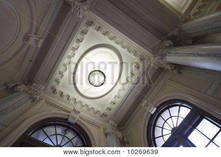 Classic Building Interior