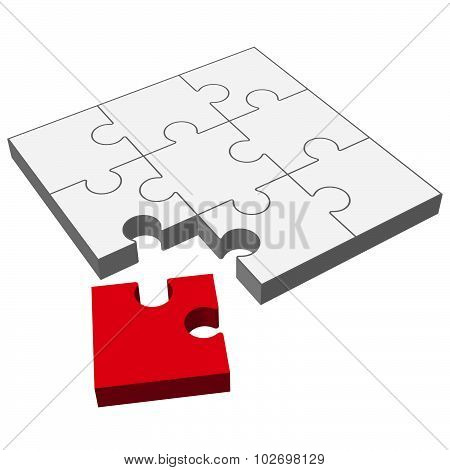 Puzzle - It Does Not Fit