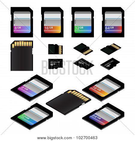 Sd Memory Cards