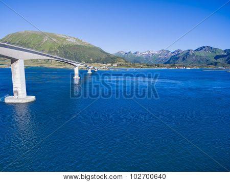 Bridge On Lofoten