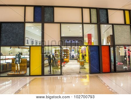 Paul Smith Store