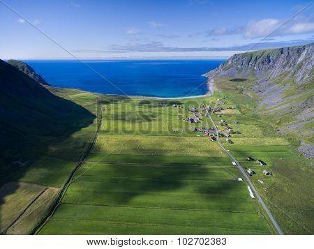 Unstad On Lofoten