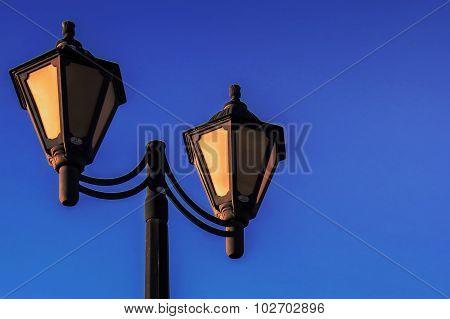 le blue luminier