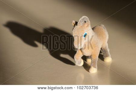 Statuette Pony
