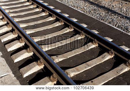 Train Rails.