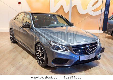 Mercedes-benz E400
