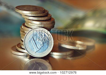 Euro money .