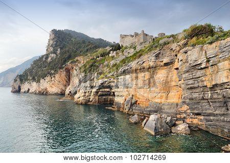 Portovenere - Doria Castle