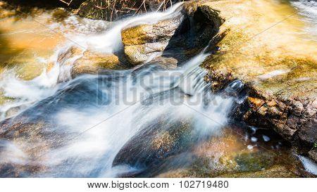 Huay Kaew Waterfall, Chiang mai Thailand.