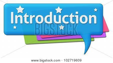 Introduction Colorful Comments Symbols