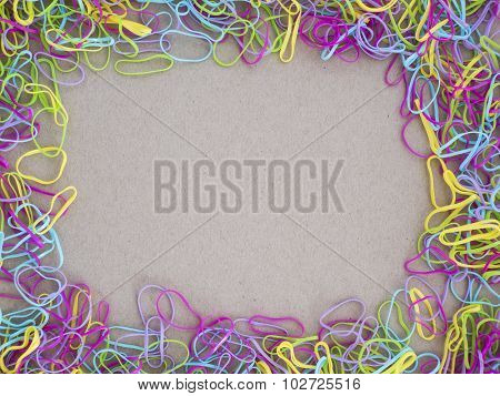 Colorful Rubber Band