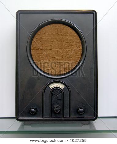 Vintage 1930's Radio