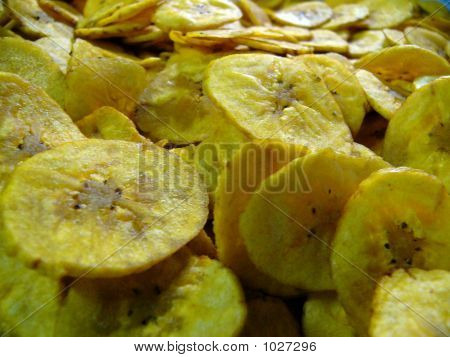 Banana Wafer Chips