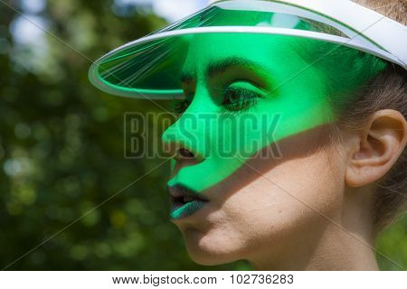 Green Visor