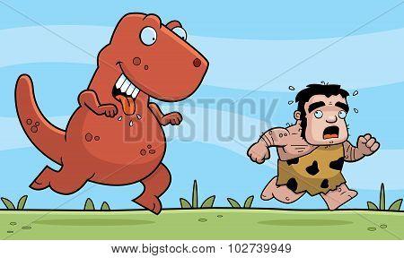 Dinosaur Chasing