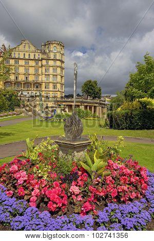 Empire Hotel In Bath, Somerset, England