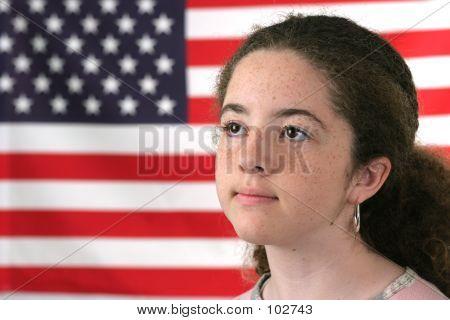 American Girl Reverent