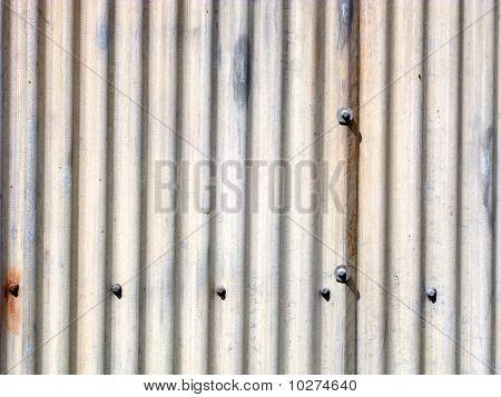 Rusty Sheet Metal