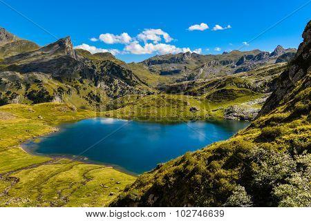 The Ayous Lake
