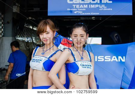 Race Queen Of Japan