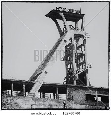 Montevecchio Mine