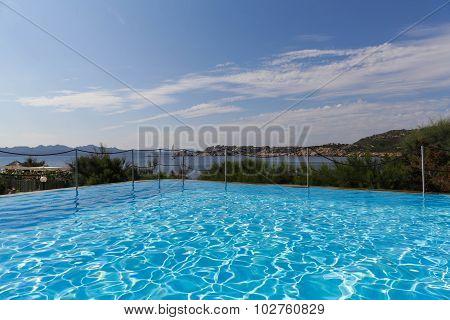 Pool Sardinia