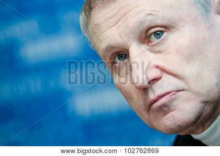 President Of The Football Federation Of Ukraine Grigory Surkis