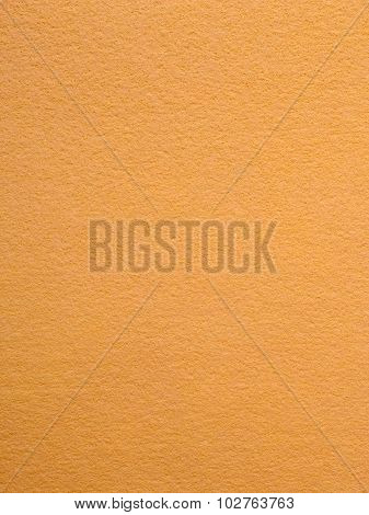 Yellow Chamois Texture Background