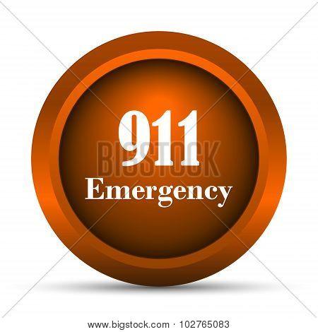 911 Emergency Icon