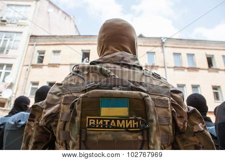 'new Defenders' Of Eastern Ukraine