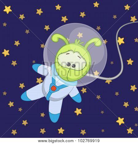 Snail Astronaut