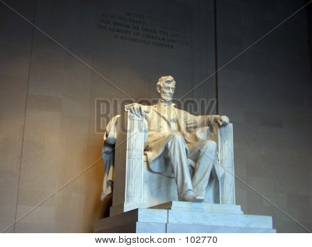 Abraham Lincoln Memorial - D.C.