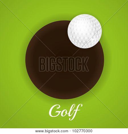 Golf sport design