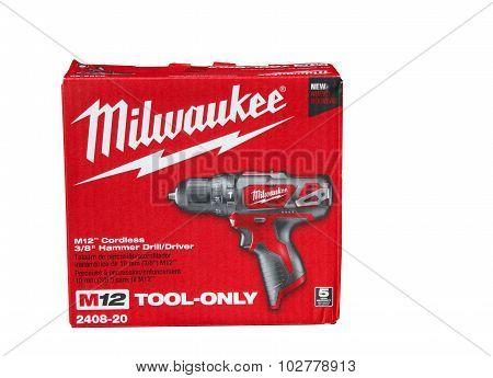 Cordless Drill Box