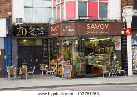 savoy quality sandwiches