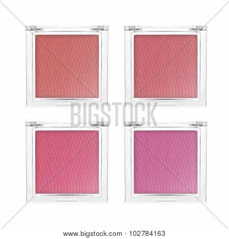 Compact Blush Set