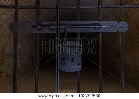 Medieval Jail Entrance