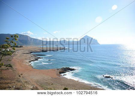 Sicily Cliffs 1