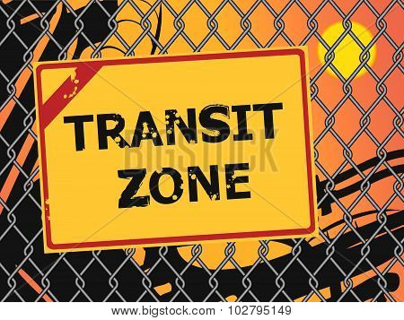 Transit Zone.