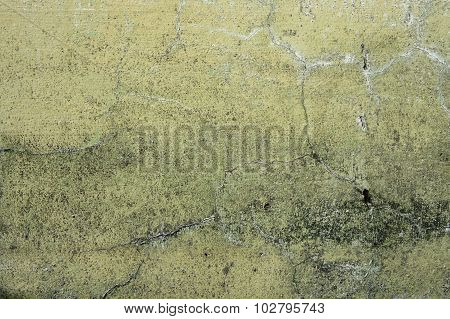 Ole Cracked Concrete Wall Texture Background