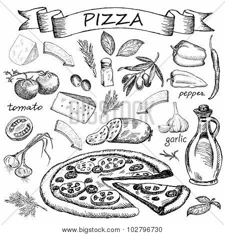 pizza ingredient