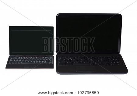 Netbook And Laptop