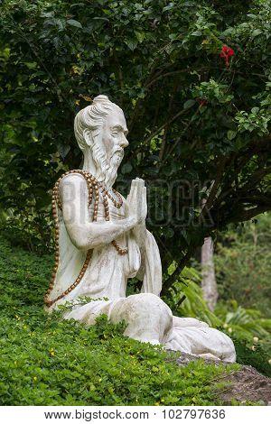 Stone Sculpture In Ubud, Bali, Indonesia