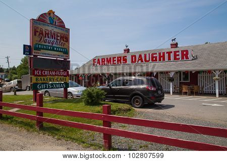 Farmers Daughter, Cape Breton Island